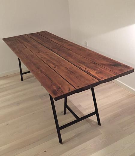 Ege Plankebord. Free Diy Skrt Plankebord With Ege Plankebord ...